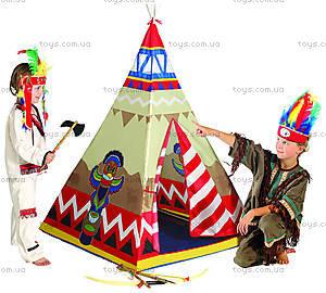 Детская палатка «Индейцы», 445-14
