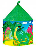 Палатка «Замок Динозавра», 82813, фото