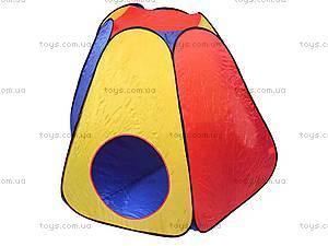 Палатка «Звезда», 5008, игрушки