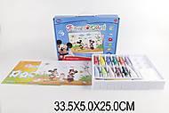 Пальчиковые краски в Минни - наборе, FP6602, фото