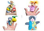 Пальчиковый театр «Репка», 7 персонажей, B027, игрушки