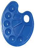 Палитра для рисования (синий), ZB.6920-02, отзывы