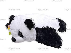 Панда-подушка мягкая, 35.01.023, отзывы