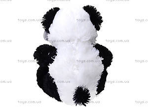 Музыкальная панда с красным бантом, 620630, фото