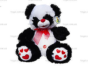 Музыкальная панда с красным бантом, 620630, цена