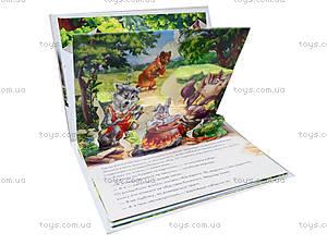 Книга-панорама «Пан Коцкий», АН12609У, купить