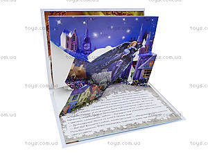 Детская книга-панорама «Дюймовочка », М14138Р, купить