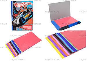Бумага цветная Hot Wheels, двухстороняя, HW14-250K