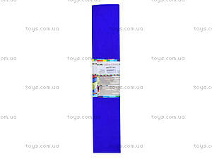 Цветная креповая бумага, сиреневый, Ц380007У, фото