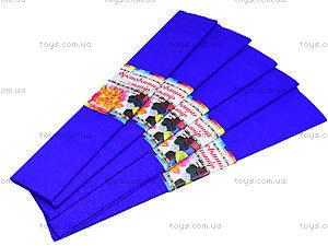 Цветная креповая бумага, сиреневый, Ц380007У, отзывы