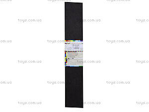 Цветная креповая бумага, темно-серая, 10700614, отзывы