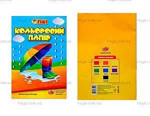 Бумага цветная TIKI, 14 листов, 50902-TK