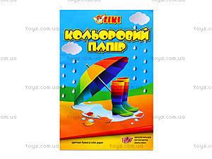 Бумага цветная TIKI, 14 листов, 50902-TK, цена