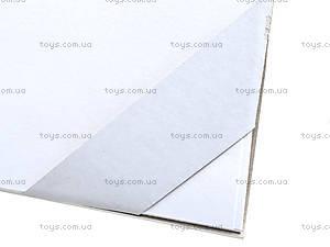 Папка для акварели А4, 8 листов, 120003, фото