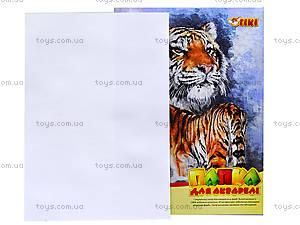Папка для акварели А4, 16 листов, 50906-TK, фото
