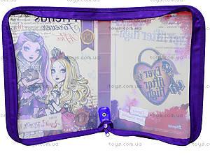 Пластиковая папка для тетрадей «Долго и счастливо», 490932, фото