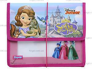 Пластиковая папка для тетрадей «Принцесса София», 491033
