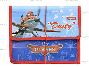 Папка для тетрадей на резинке «Самолетики», 491029