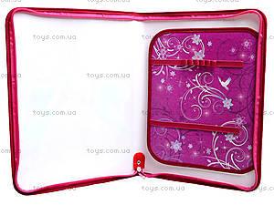Розовая папка для труда с Барби, PRAB-US1-PTRA4, фото
