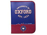 Папка для труда на молнии Oxford, 490905, фото