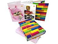 Папка для тетрадей на резинке с пластиковыми вставками А5 , ТЕ331, іграшки