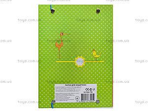 Папка для тетрадей на резинке «Котофей», 51703-TK, купить