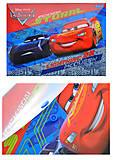 """Папка-конверт на кнопке А4 """"Cars"""" (2 штуки в упаковке), 491349"""