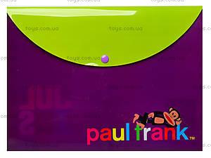 Папка-конверт на кнопке «Пол Франк», 491015, купить