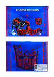 Папка-конверт с застежкой Transformers, TRBB-US1-PLB-EN15, фото