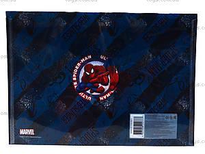 Папка-конверт с застежкой «Спайдермен», SMAB-US1-PLB-EN15, фото