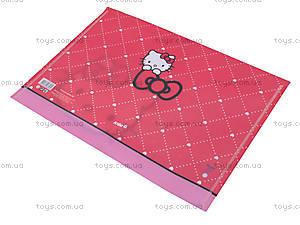 Папка на кнопке, А4 Hello Kitty, HK13-200-1K, фото