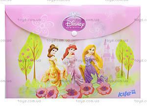 Папка на кнопке Princess, формат А4, P13-200K, купить