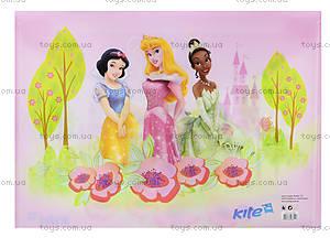 Папка на кнопке Princess, формат А4, P13-200K, фото