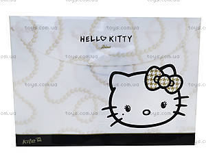 Папка на кнопке Hello Kitty Diva, HK13-200-2K