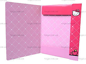 Папка на резинке, А4 Hello Kitty, HK13-211K, фото