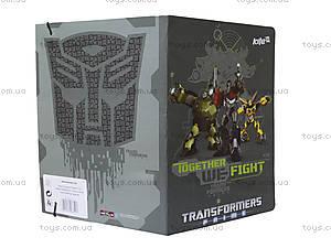 Папка на резинке, А4 Transformers, TF13-211K, фото