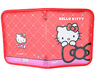Папка объемная на молнии, В5 Hello Kitty, HK13-203-1К, фото
