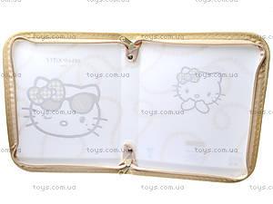 Папка объемная на молнии, В5 Hello Kitty Diva, HK13-203-2К, купить