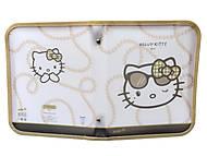 Папка объемная на молнии, В5 Hello Kitty Diva, HK13-203-2К, отзывы