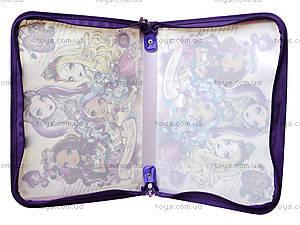 Папка-портфель с ручками «Долго и счастливо», 490913, фото