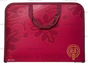 Папка-портфель с тканевыми ручками «Оксфорд», 491023, купить