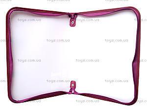 Папка-портфель с тканевыми ручками «Оксфорд», 491023, фото