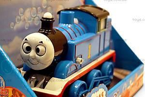 Паравозик с мыльными пузырями Thomas Bubble Train, TT-JAID001, фото