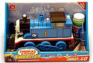 Паравозик с мыльными пузырями Thomas Bubble Train, TT-JAID001, отзывы