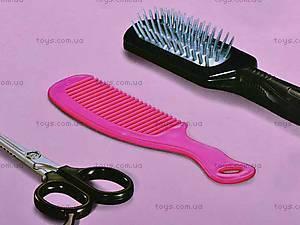 Парикмахерский игровой набор, для девочек, WY310-6, игрушки
