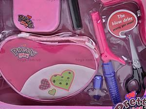 Парикмахерский набор, для девочек, WY315-4, фото