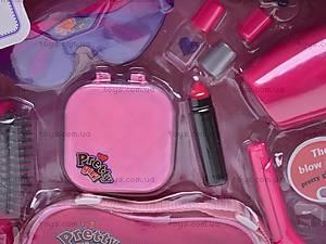 Парикмахерский набор, для девочек, WY315-4, отзывы