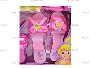 Парикмахерский набор с туфлями, BE042, цена