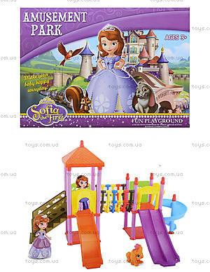 Игрушечный парк развлечений Amusement Park, 1068