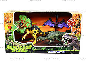 Детский парк с динозаврами, F124-50F124-52